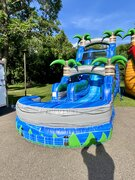 18 - Ft Blue Crush Water Slide
