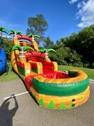 18 - Ft Tropical Fiesta Slide