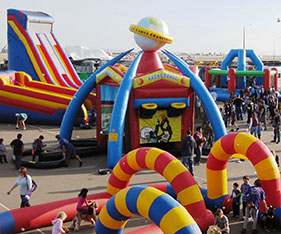 All Inflatables and Slides