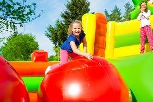Backyard carnival games