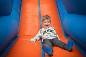 Del Mar inflatable for toddlers