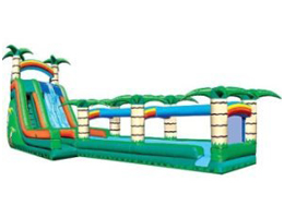 best water slide rental