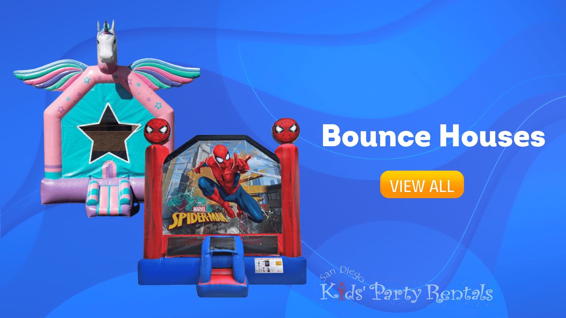 san diego bounce house rentals