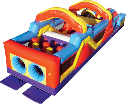 best obstacle course