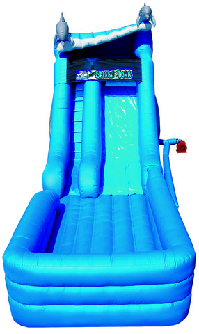 Super Splashdown Waterslide