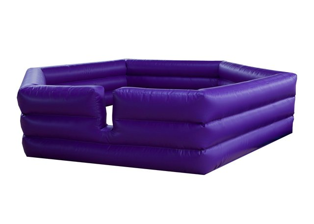 Inflatable Gaga Ball Game Pit