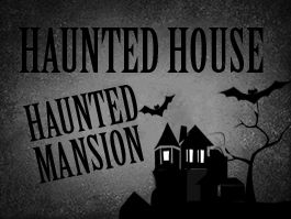 Haunted Mansion Haunted House