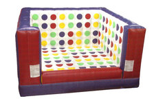 Inflatable 3d Twister