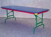 Childrens Adjustable Height Table