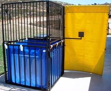 Dunk Tank - Folding Collapsible