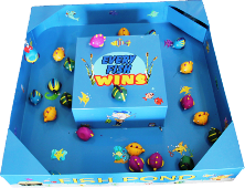 Fish Pond Carnival Game