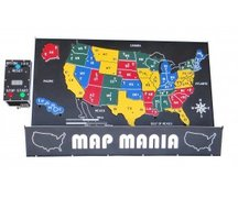 Map Mania Carnival Game