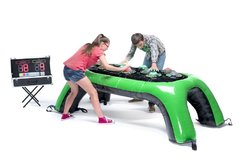 Beat the Light Inflatable Arcade Game