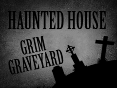 Graveyard Haunted House