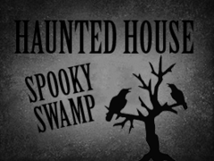 Spooky Swamp Haunted House