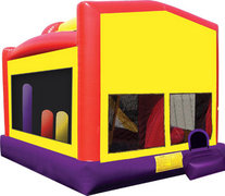 Everyday Combo 5-1 Bounce House with Slide