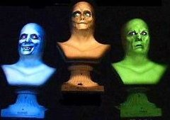 Singing Ghost Bust Trio