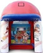 Speed Pitch Inflatable Game