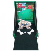 Dog House Miniature Golf Hole