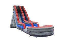 Platinum 19 Foot Lane Water Slide