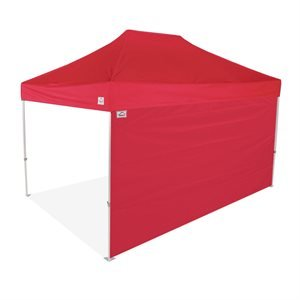 Red Carnival Tent Backwall