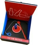 Tip the Bottle Carnival Game
