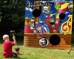 Swashbuckler Pirate Carnival Game