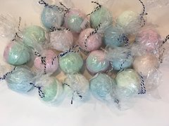 20 Large Luxurious Bath Bombs 3.5 Ounces