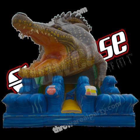 30' Croc Slide