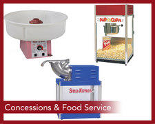 Concessions and Food Service