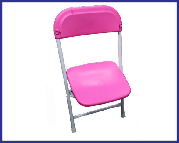 Chair - Kids Folding PINK