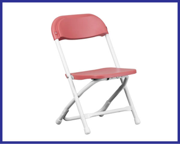 Chair - Kids Folding RED