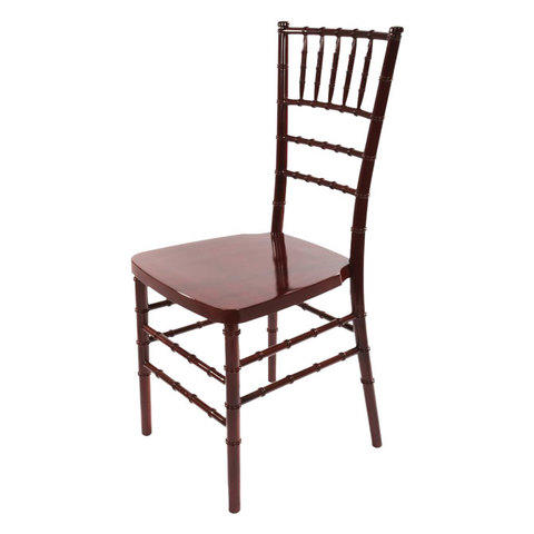 Chair - Chiavari, Mahogany