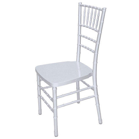 Chair - Chiavari, White