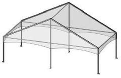 Wedding Food Tent Extension Package