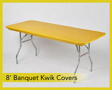 Kwik-Cover 8ft. Banquet