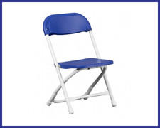 Chair - Kids Folding BLUE
