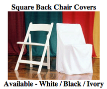Linen - Polyester - Chair Cover