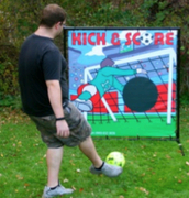Frame Game - Soccer Kick