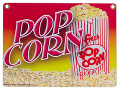 Additional Popcorn Servings for 50