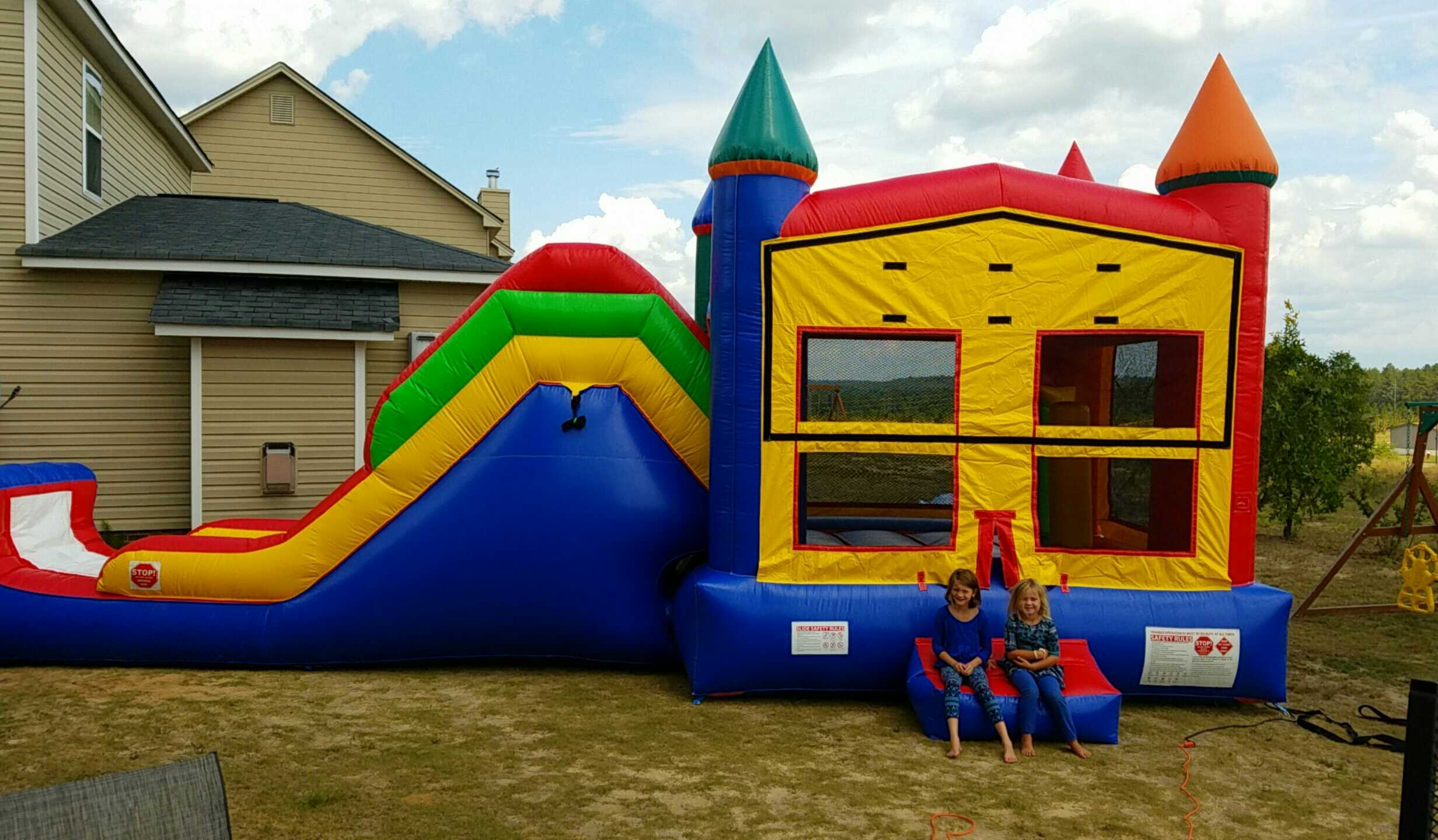 bounce house rental aiken sc, bounce house rental augusta ga