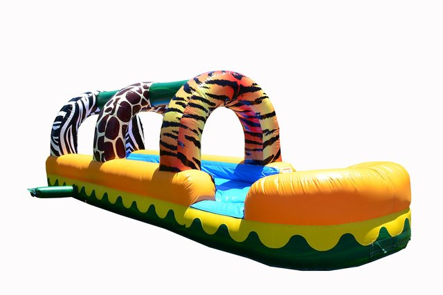 30' Jungle Zoo Slip-n-Slide