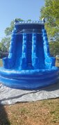 20' Dolphin Dual Lane Slide