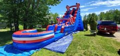 20' American Boxing Slide