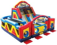 Obstacle Courses & Toddler Arenas