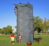 Rock wall 4 Hr