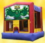 15x15 The Hulk Bouncer