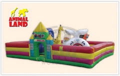 Toddler Arena Animal Land