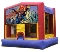 15x15 Superman Bouncer