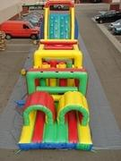 Obstacle Extreme with slide